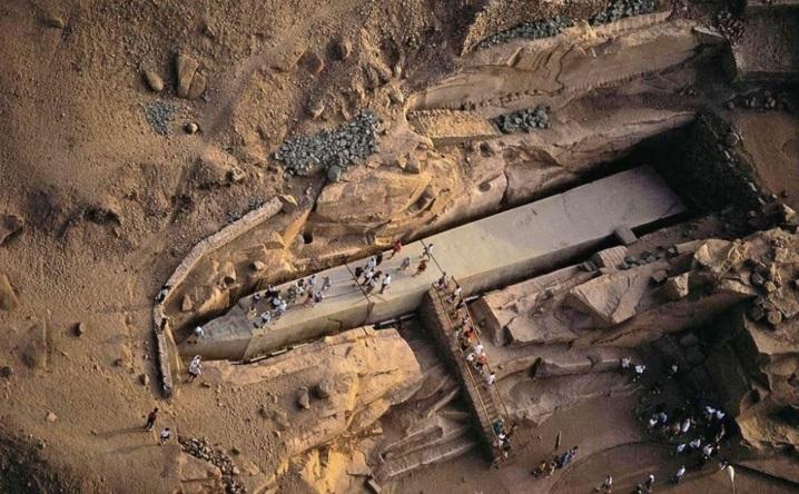 10 découvertes passionnantes archéologiques qui sont toujours aussi  mystérieuses