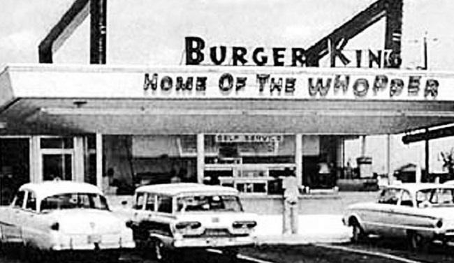 Ancien Burger King