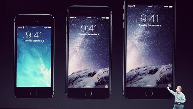 Apple 9 heure 41