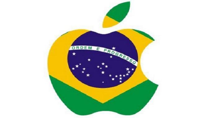 Apple Brésil