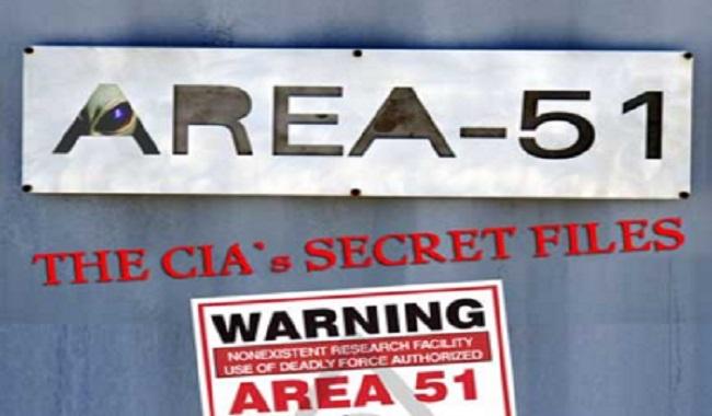CIA zone 51