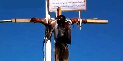 Crucifié Soudan