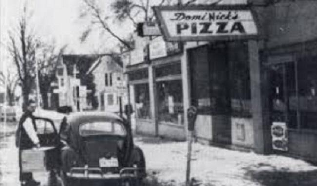 Dominck Pizza ancien domino pizza