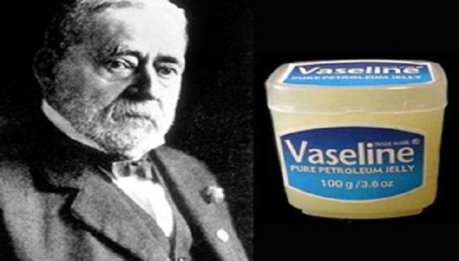 Inventeur de la Vaseline