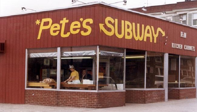 Premier Subway Pete's Subway