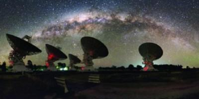 Téléscope Australie