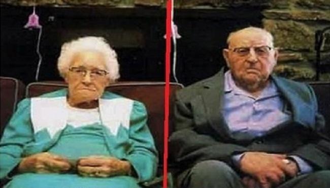 le couple divorcé le plus vieux