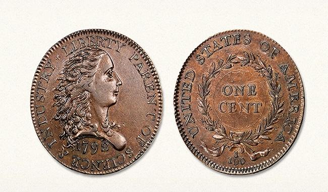 1ere penny américain