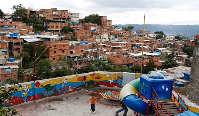 Air de jeu Vénézuela