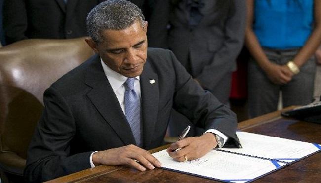 Barack Obama est gaucher