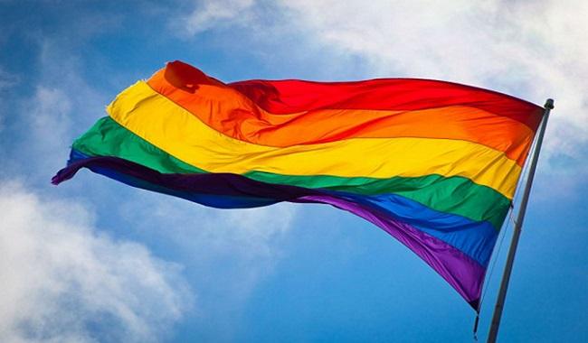 Drapeau homosexuel