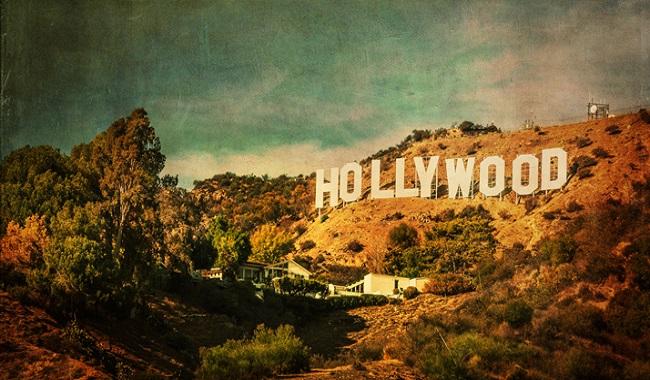 Enseigne Hollywood