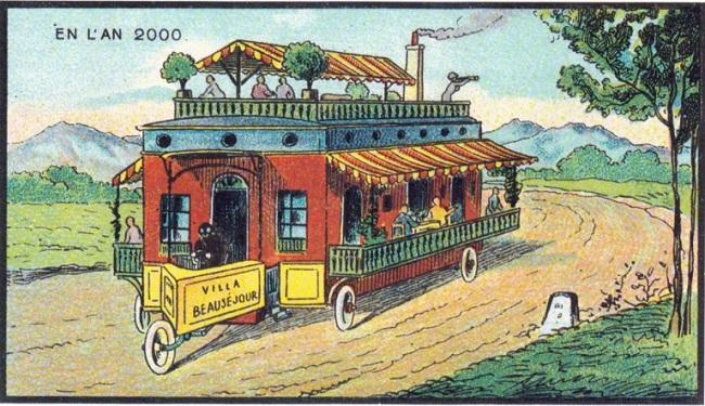 Le mobile-home
