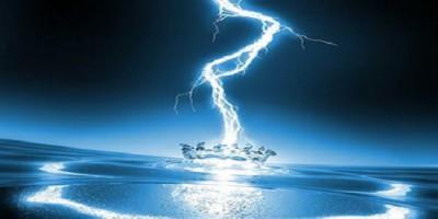L'eau conducteur électrique