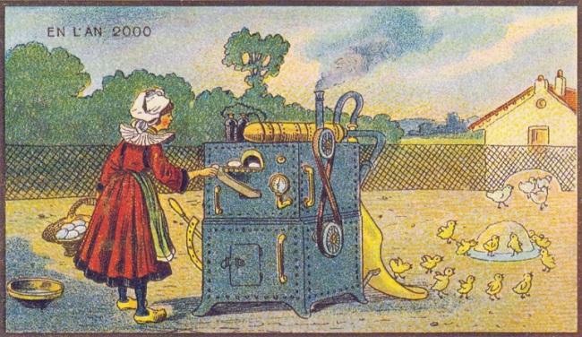 Machine à éclore les oeufs