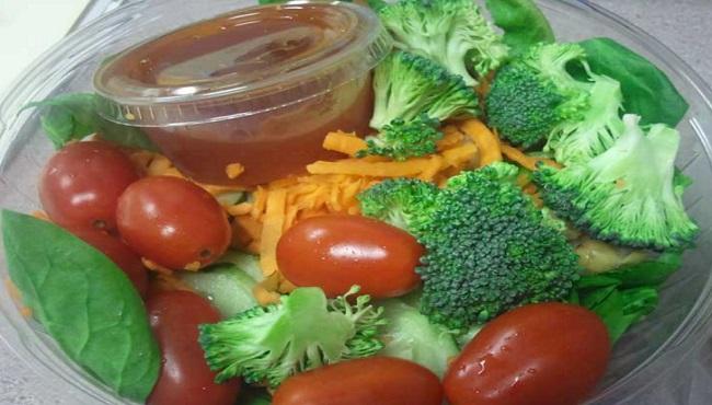 Salade brocolli