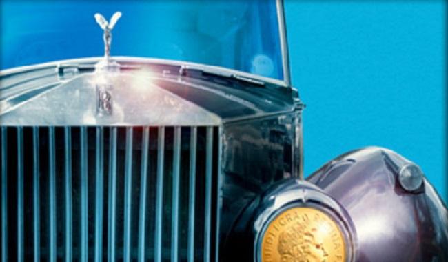 Voiture Rolls-Royce