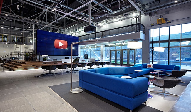 Espace Youtube Los Angeles pour plus de 10 000 abonnés