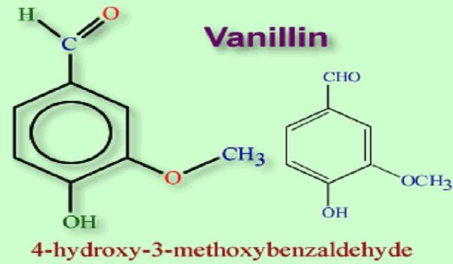 La vanilline