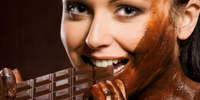 Le chocolat effet anti-bactèriens