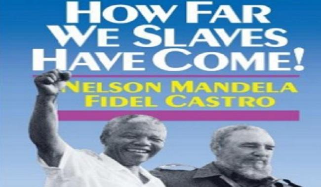 Le livre de Fidel Castro et Nelson Mandela