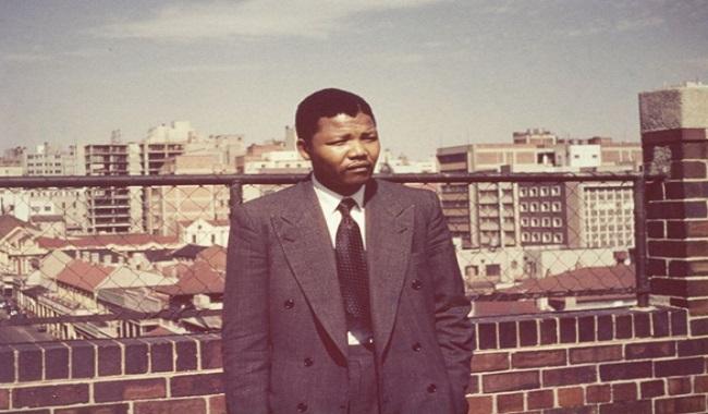 Nelson Mandela 1953