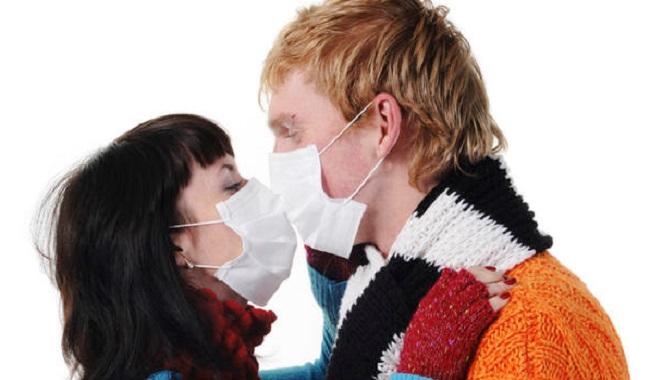 Bactéries du baiser