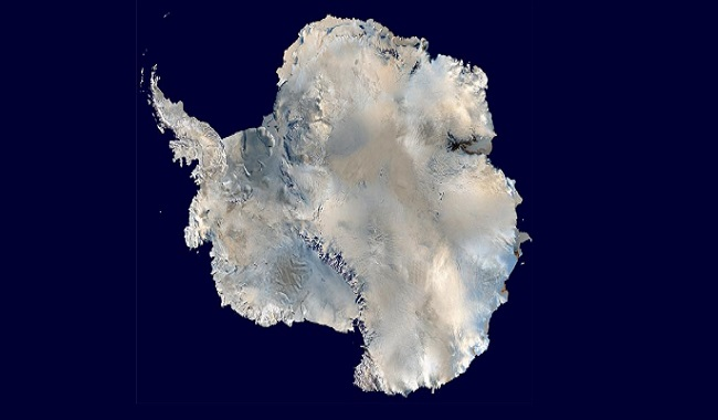 Désert Antarctique