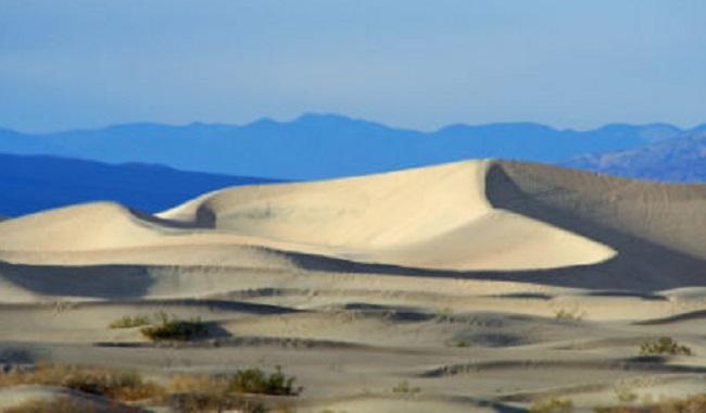 Dune d'Alaska
