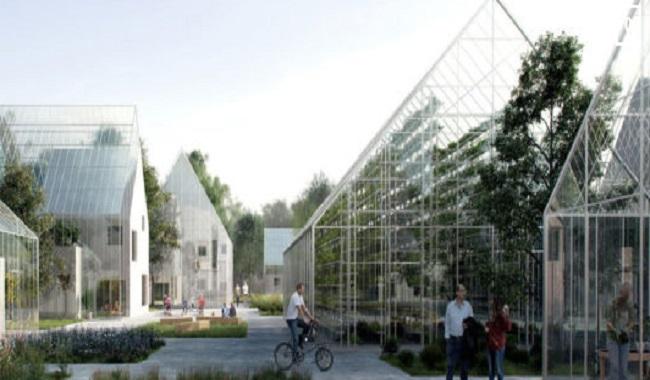 Eco-village Pays Bas
