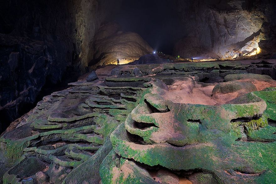 Photo caverne du Vietnam