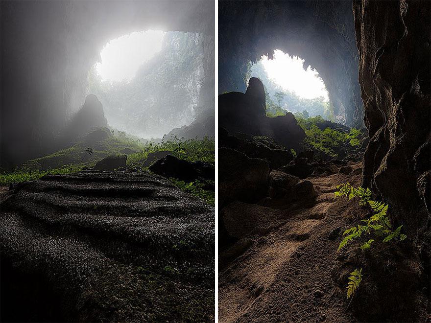Plus grande caverne au monde