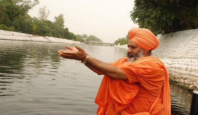 Seechewal Inde rivière sacrée