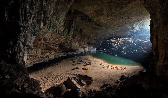Grotte Vietnam
