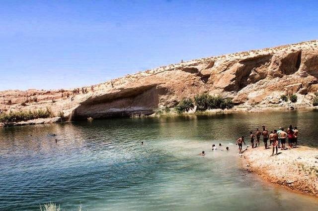 Mystèrieux Lac de Gasfa