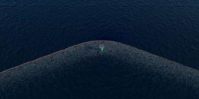 Prototype d'un jeune de 16 ans pour nettoyer les océans