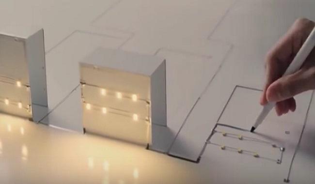 Ce Stylo peut faire Fonctionner un Circuit Electrique