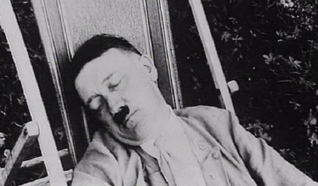 Hitler dort pendant le débarquement