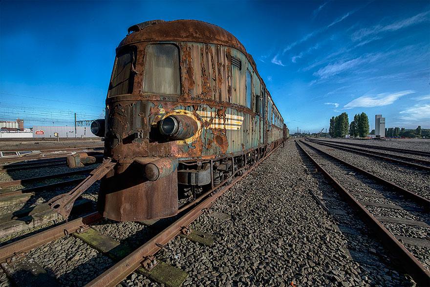 L'Orient Express abandonné (1)