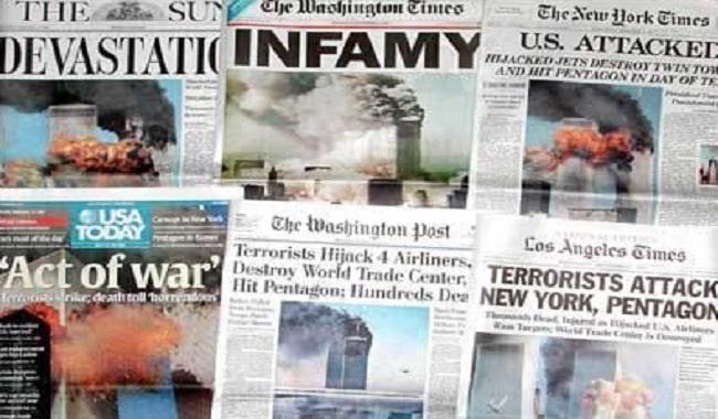 Le Times journal ecrit article sur chaque victime des attentats de 11 septembre
