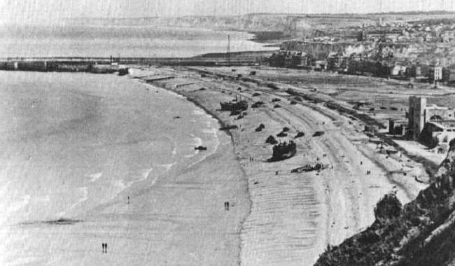 Le raide Dieppe