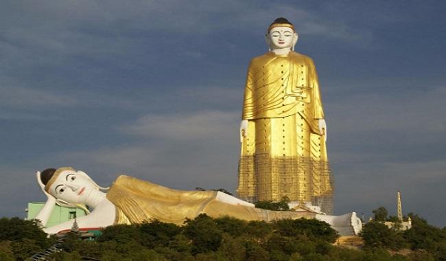 Statues Bouddah plus hautes du monde