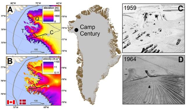 Camp Century de la Guerre Froide