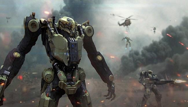 Guerre de robot