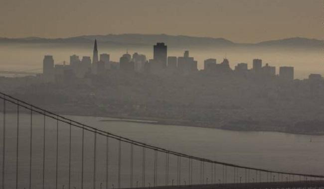 Pollution San Francisco