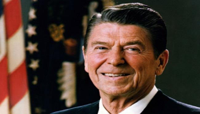 Ronal Reagan divorcé