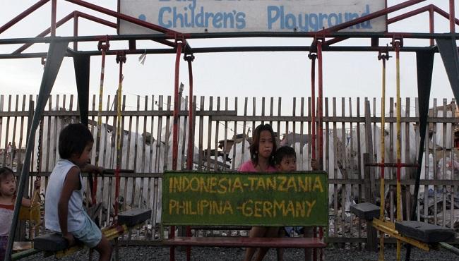 Air de jeu Indonésie