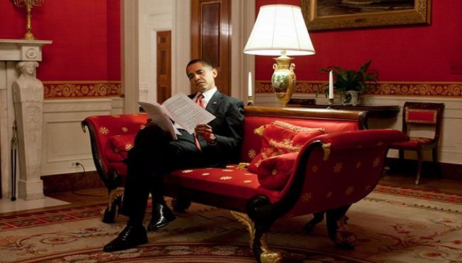 Barack Obama lit Harry Poter