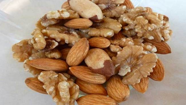 Consommez des noix