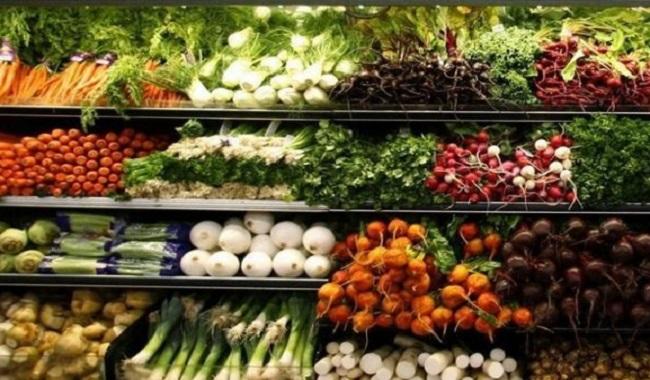 Légumes pour régime végétalien